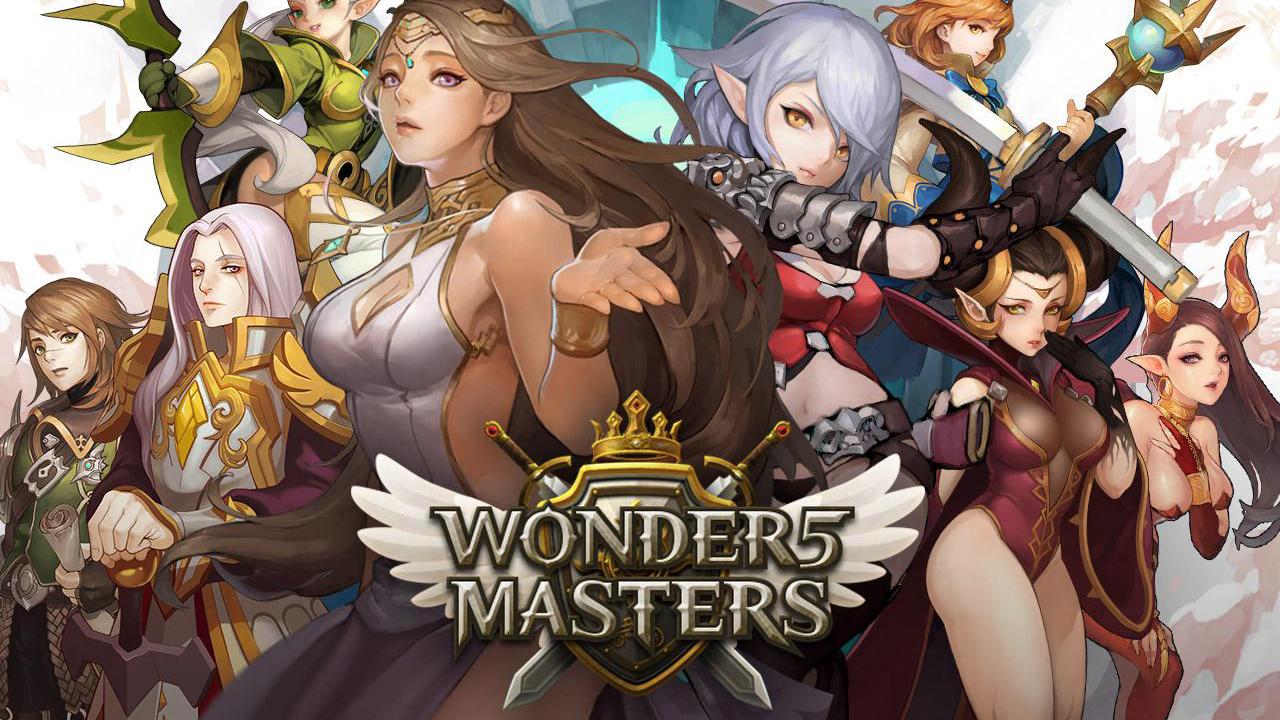 Wonder5 Masters Gameplay IOS / Android