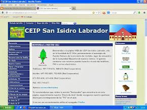 Enlace a la página web del colegio