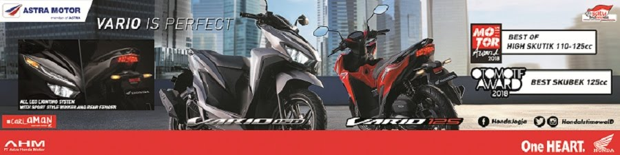 Honda Vario Duo 20-21 Feb 2019