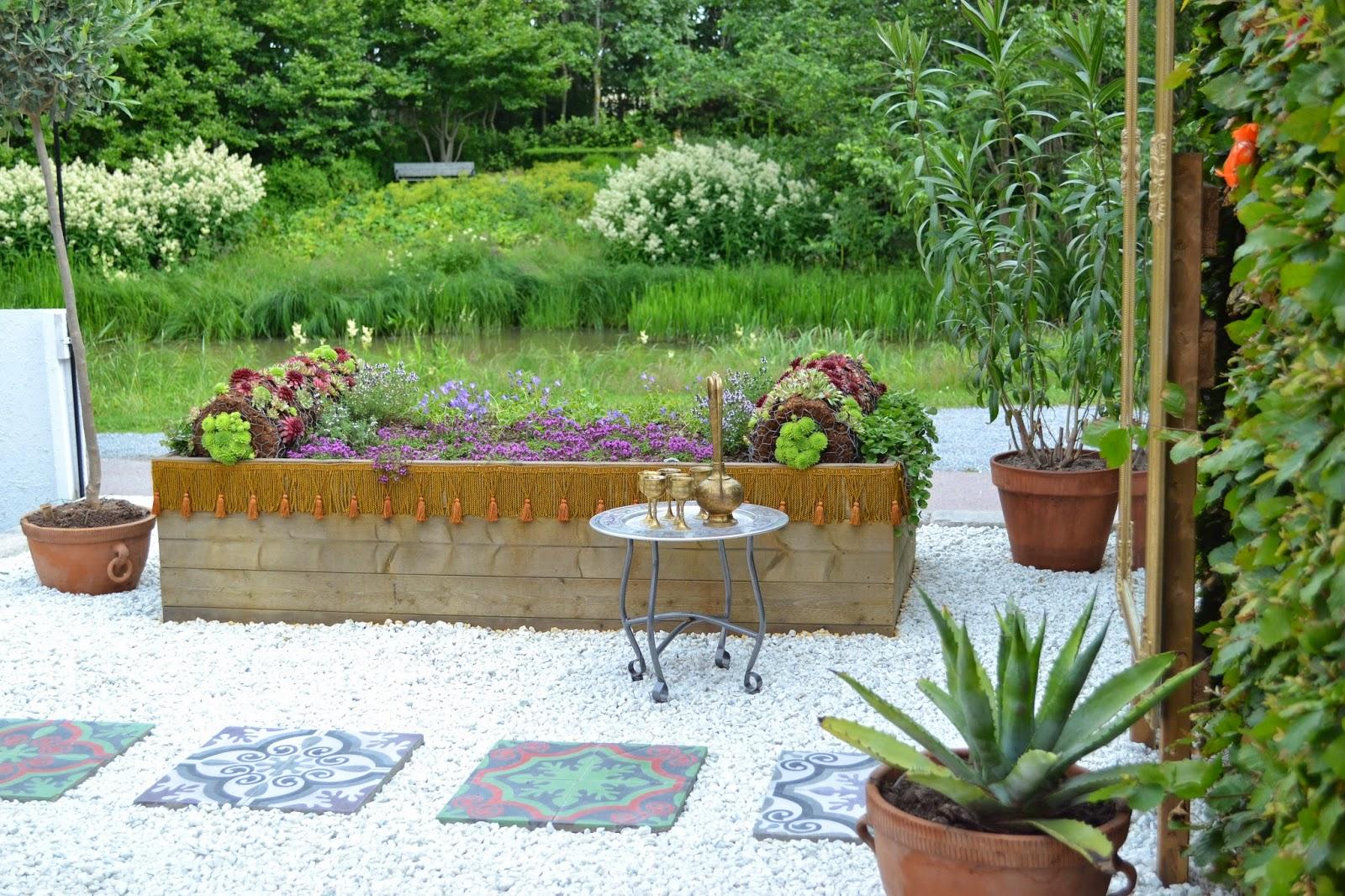 Tittis trädgård: som i en saga