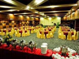 Pangeran Hotel Pekanbaru ballroom