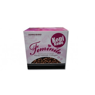 Feminite Kacip Fatimah Plus Collagen
