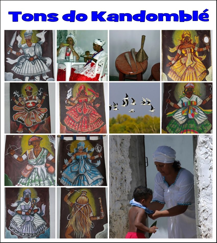 Tons do Kandomblé