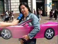 Depois Do Sucesso Do Camaro Amarelo Vem Ai Ferrari Rosa Em Resposta A
