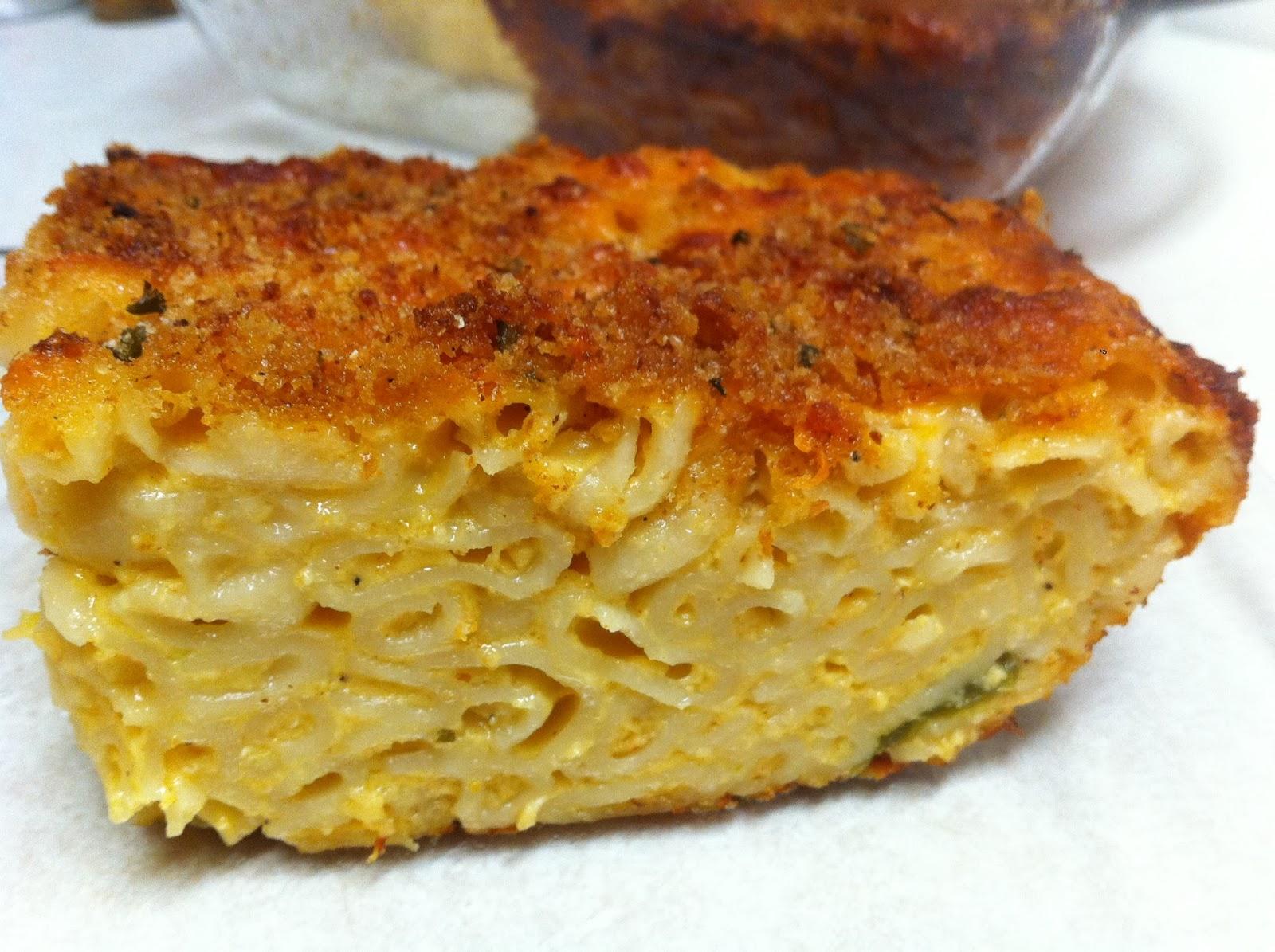 Bajan Macaroni pie | Pikklers Patter