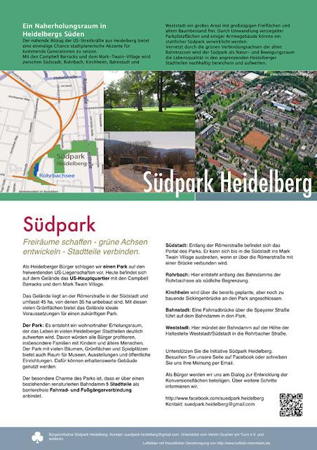 Vorschau Südpark-Flyer