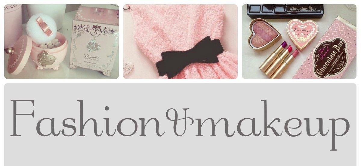 fashion&makeup