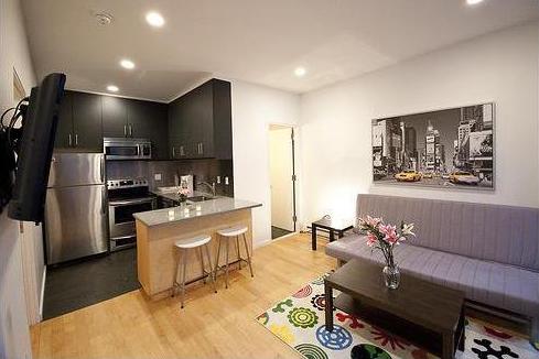 Casas minimalistas y modernas moderno depto de alquiler for Apartamentos minimalistas