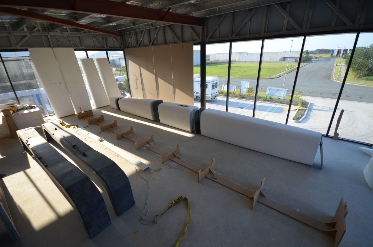 Catamaran Racing, News & Design: Box Boat