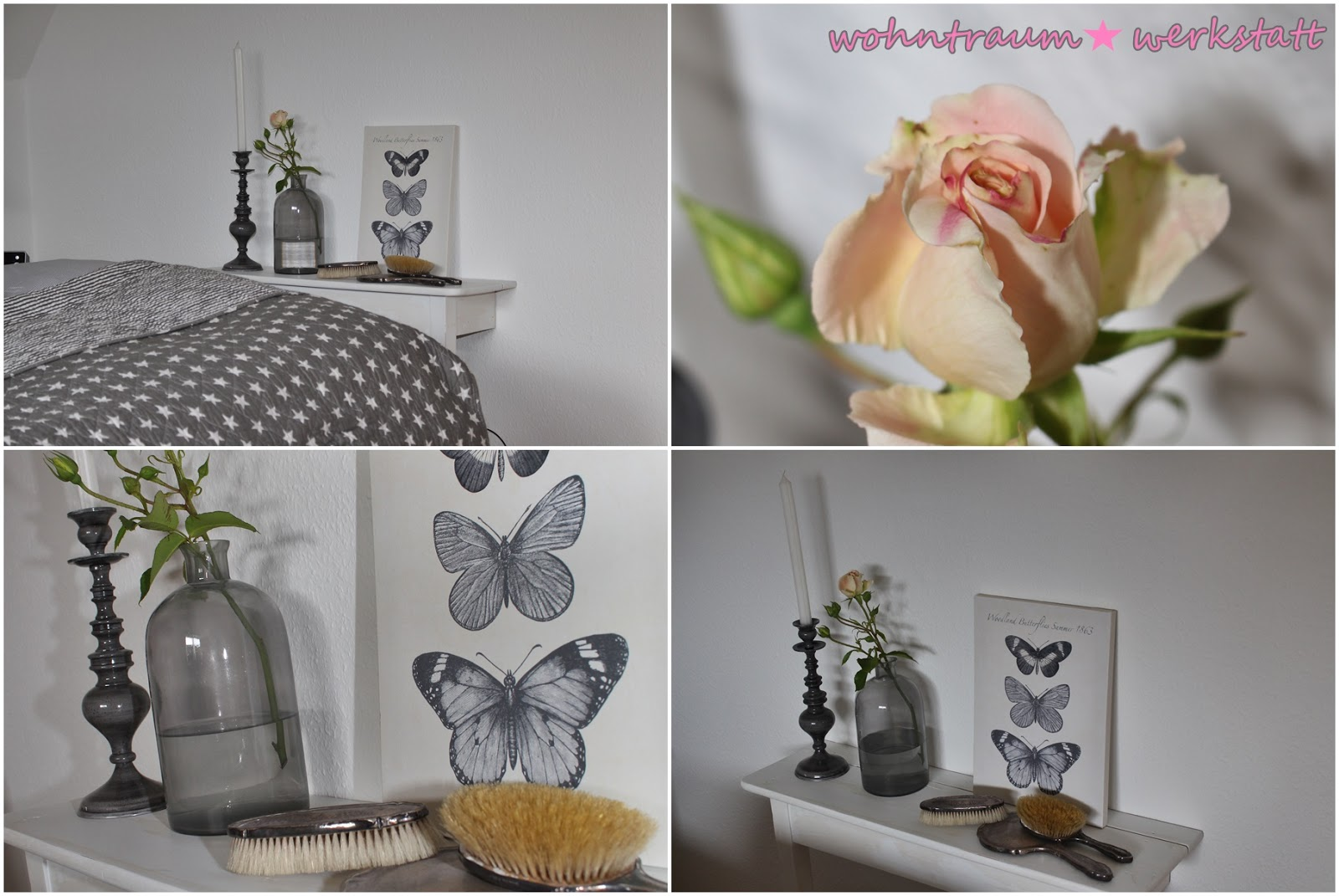 Weises Schlafzimmer Design Images. Great Wandsprche Photos Gtgt ...
