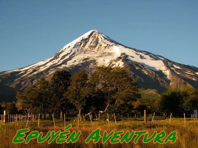 Volcán Lanín - Patagonia Andina