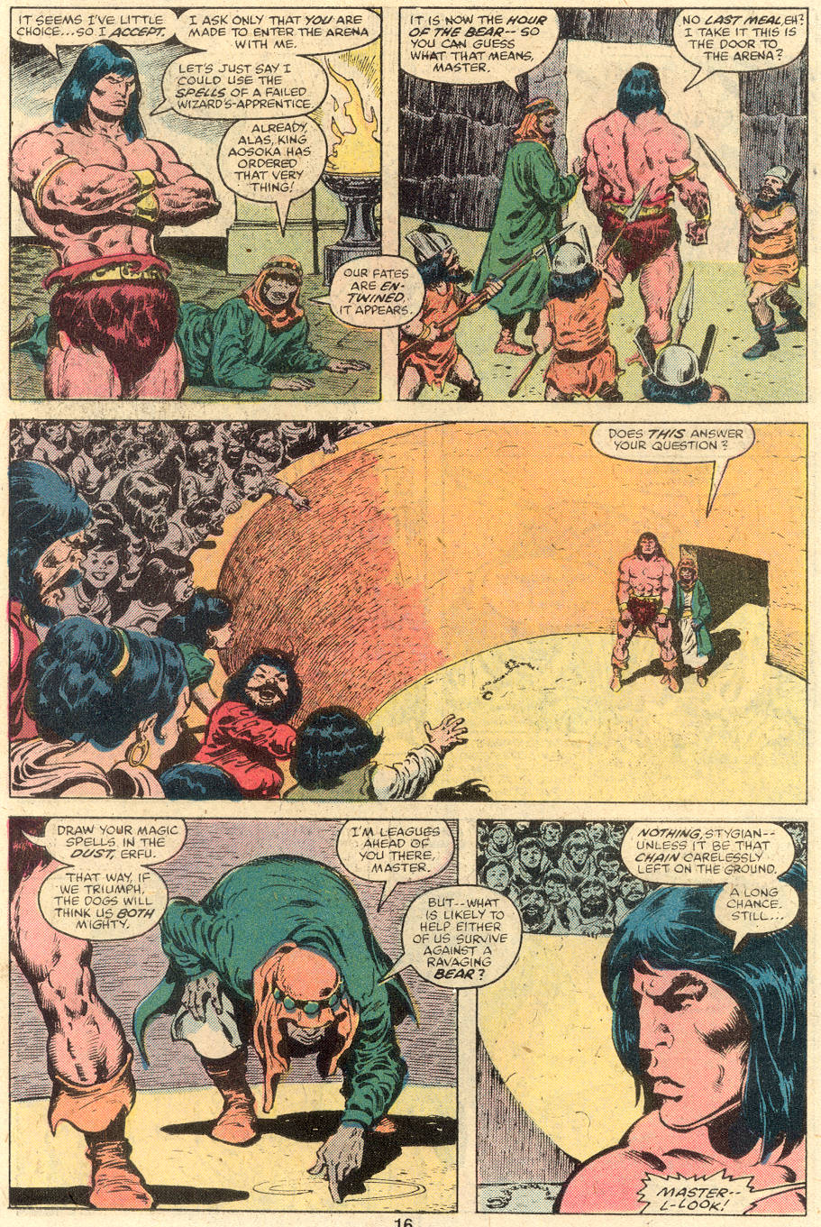 Conan the Barbarian (1970) Issue #110 #122 - English 11
