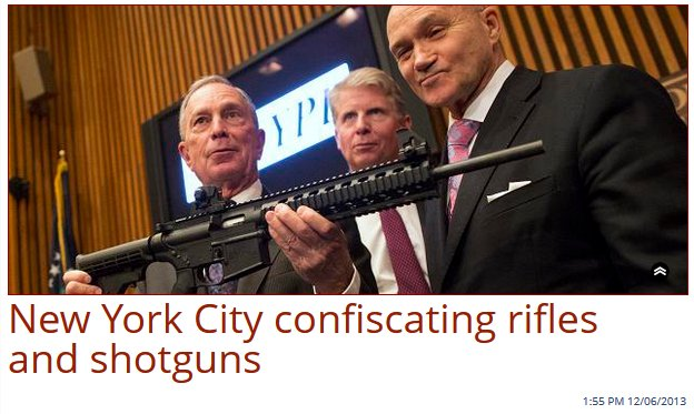 http://dailycaller.com/2013/12/06/new-york-city-confiscating-rifles-and-shotguns/
