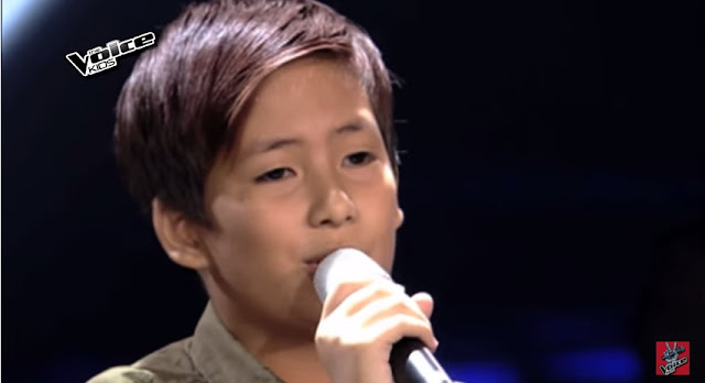 Noah Anderson turns 3 chairs on 'The Voice Kids' Philippines