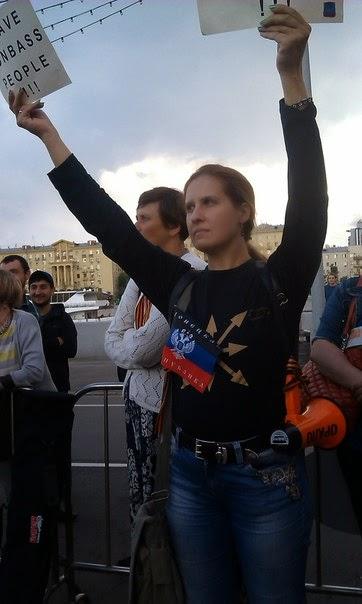 Natalya Makeeva: Προδοσία η Συμφωνία του Μινσκ