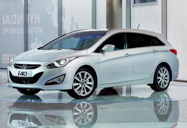 Hyundai i40 Pictures