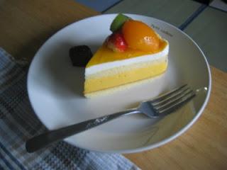 recetas tortas mango platano y coco