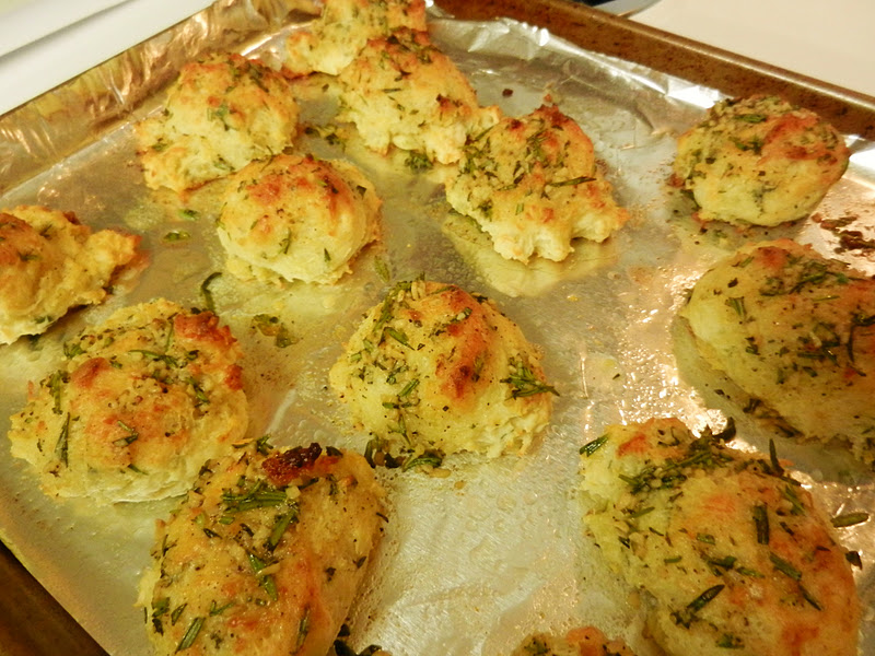 ... Products}: Diva In The Kitchen: Easy Rosemary Garlic Parmesan Biscuits