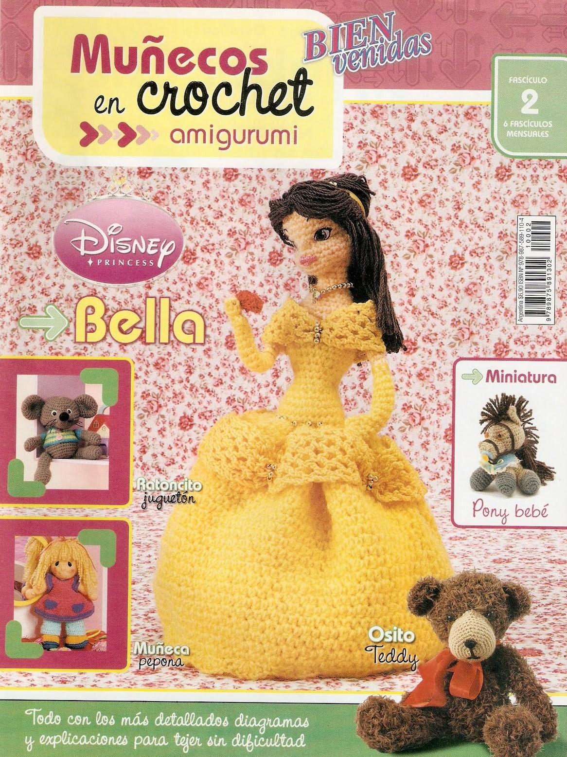 Revistas: Tejidos y Manualidades: Revista: Muñecos en crochet ...