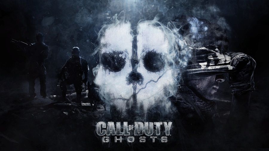 Call of Duty Ghosts Free Download Poster