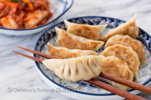 泡菜餃子 Kimchi Dumplings02