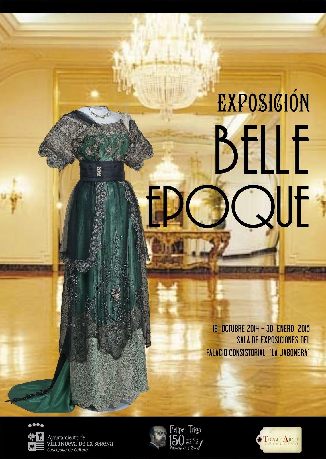 Exposición Belle Epoque