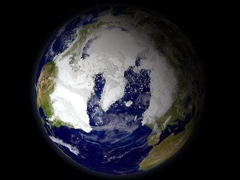 Αναβολή της Εποχής των Παγετώνων, η θετική πλευρά της κλιματικής αλλαγής;