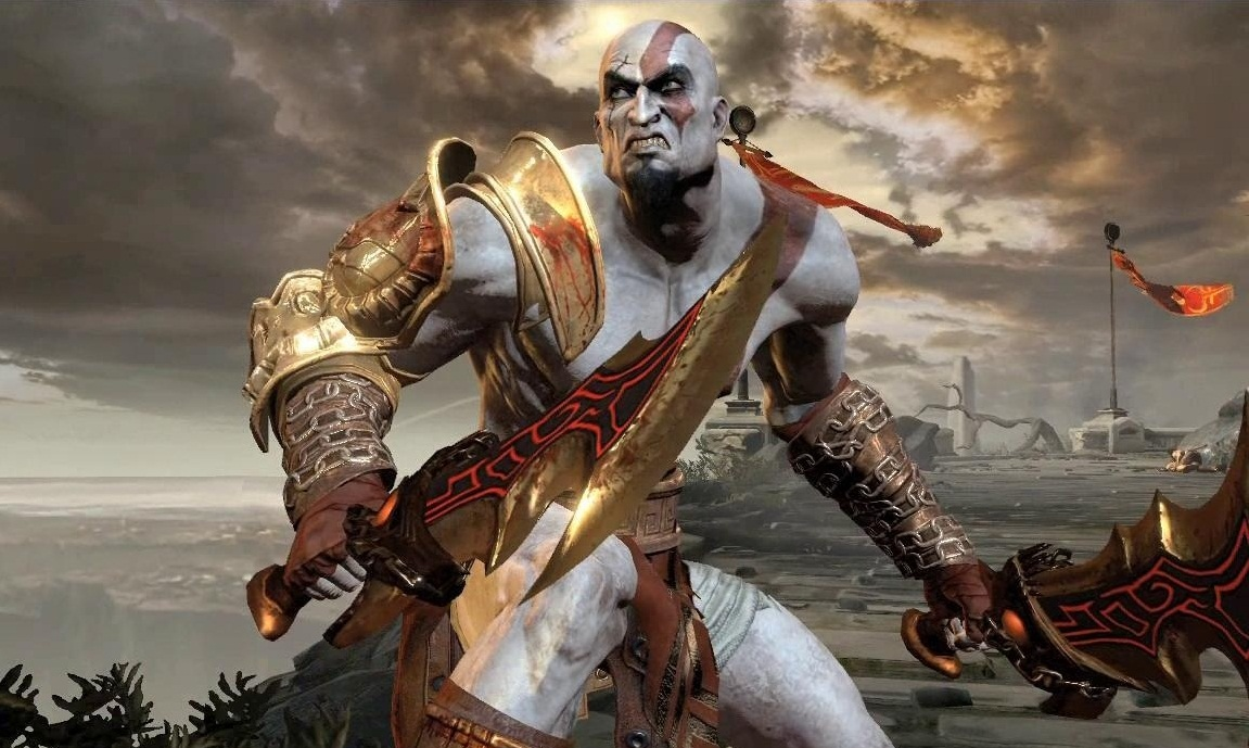 god of war sound: