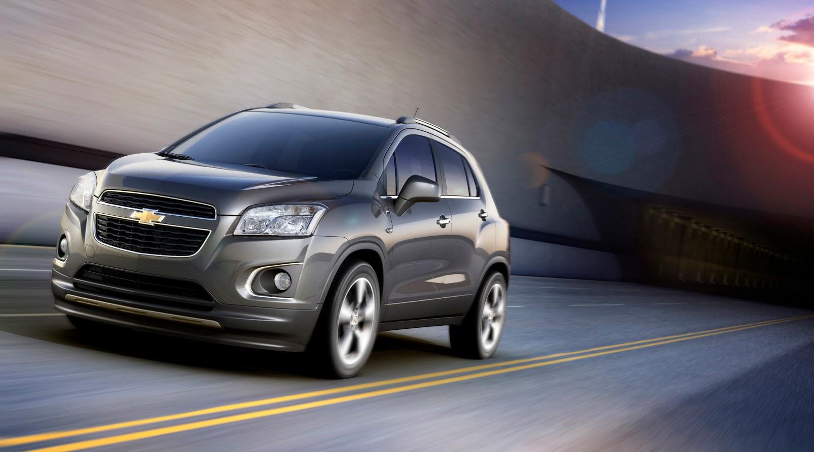 GM Colmotores presenta lanueva Chevrolet Tracker, una camioneta que