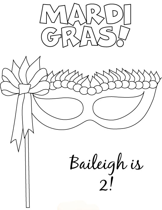 and this was the fun coloring sheet i made for all the kids to color  title=