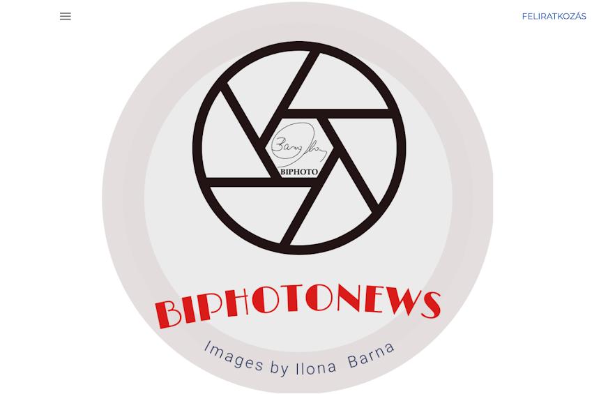 BARNA ILONA BIPHOTONEWS - BIPHOTO STUDIO 1025. BUDAPEST.HU