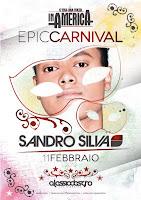 Solo caserta eventi e sagre epiccarnival 2013 con sandro for Piscina c era una volta in america caserta