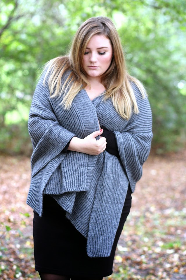Plus Size Outfit – Herbstliebe