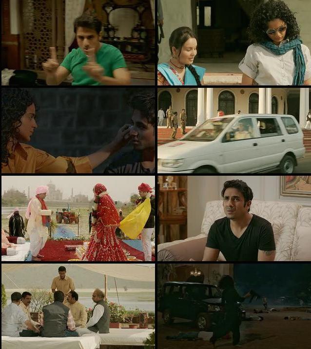 Revolver Rani 2014 Hindi DVDRip 480p 700mb
