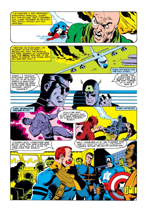 Captain America (1968) Issue #274 #190 - English 4