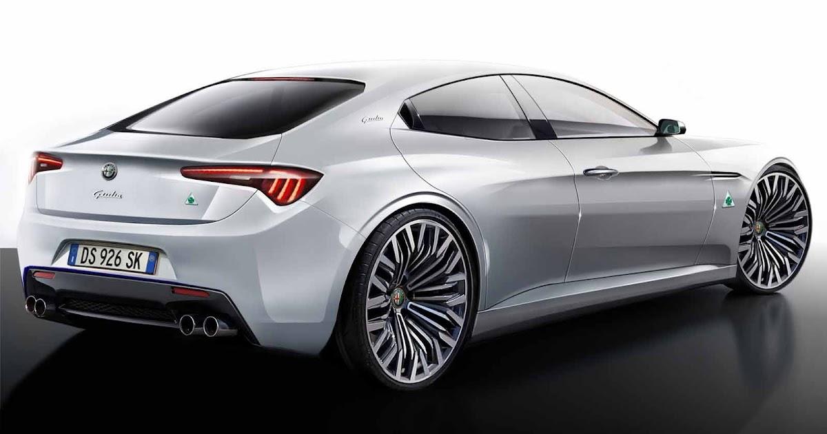 Alfa Romeo concorrente do BMW Série 3 terá motor Ferrari