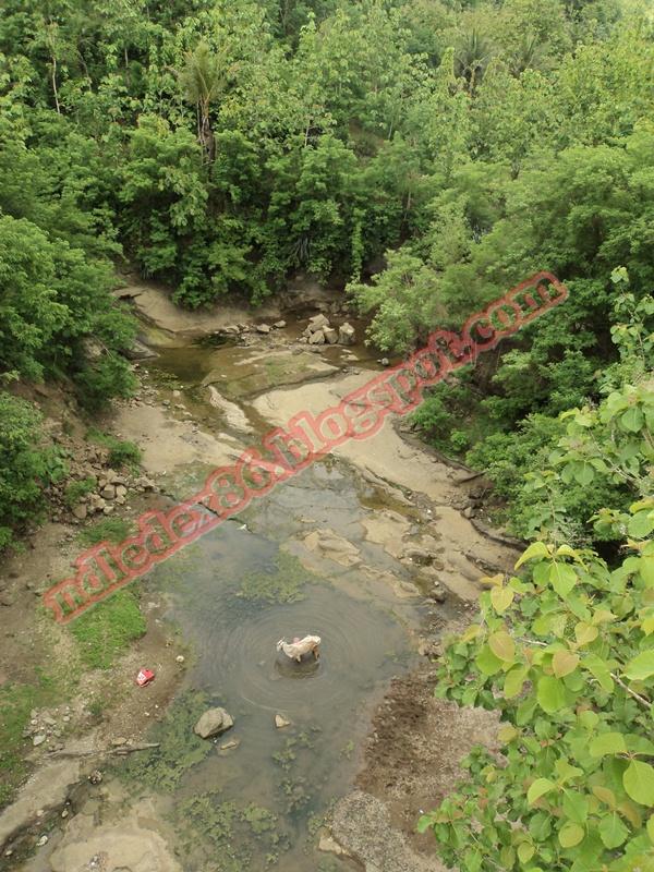 jembatan gantung ngoro-oro