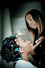Make up artist:Queen Phillips