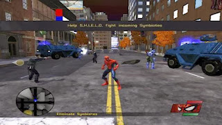 Free Download Ultimate Spiderman Android Games