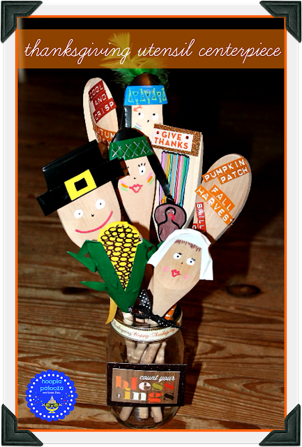 http://hooplapalooza.blogspot.com/2013/11/thanksgiving-utensil-centerpiece.html