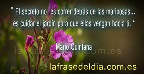 Frases Célebres de Mario Quintana