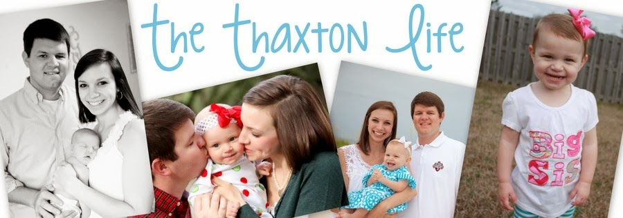 The Thaxton Life