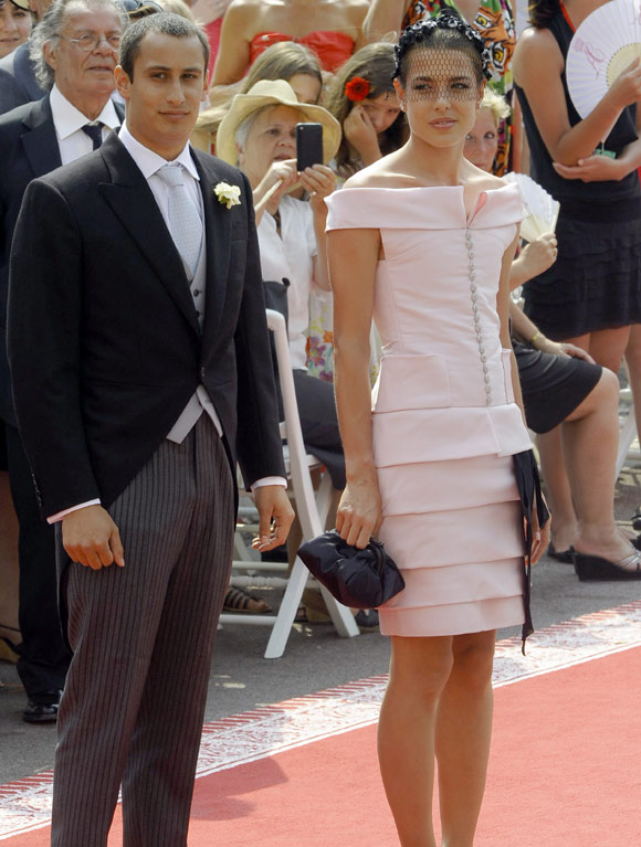 ROYAL COUTURE.....Prince Albert Charlene of Monaco Royal Wedding ...