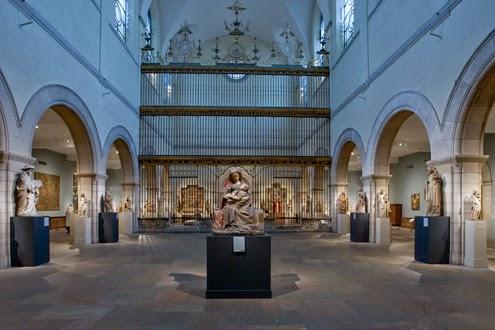 Museu The Cloisters em Nova York
