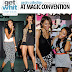 Angela & Vanessa Simmons Show Off Pastry Collection at MAGIC Convention