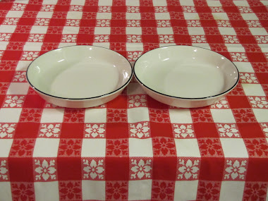 Salad bowls bought from Red Lobster in the 1990's