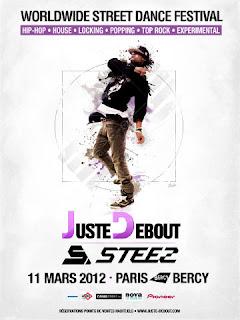 Juste Debout Steez 2012