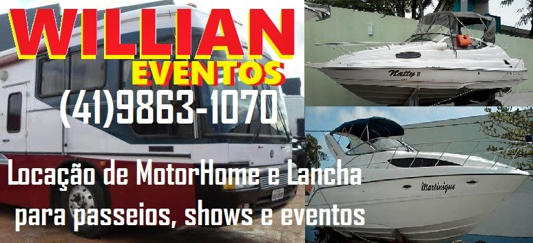 Willian Eventos