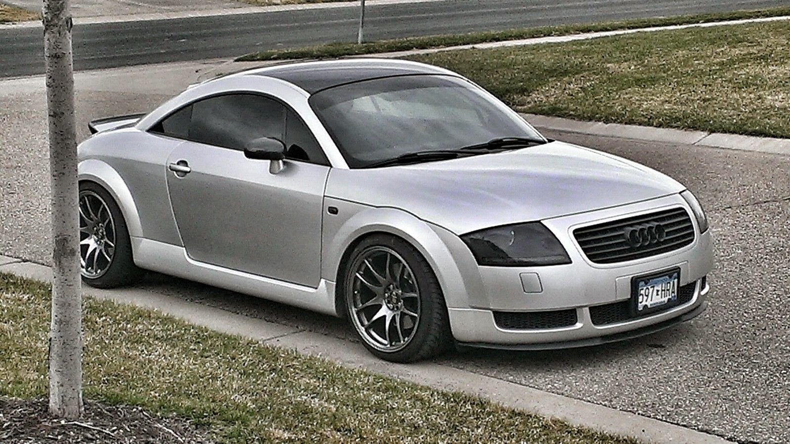 daily turismo 5k syncro de mayo 2002 audi tt quattro. Black Bedroom Furniture Sets. Home Design Ideas