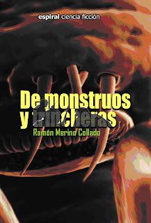 De monstruos y trincheras, portada